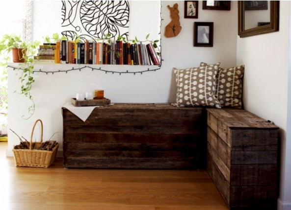 Armadi per mansarde design casa creativa e mobili ispiratori - Mobili pallet prezzi ...