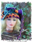 CrochetFreeFormHat-CosmosiculaItaly
