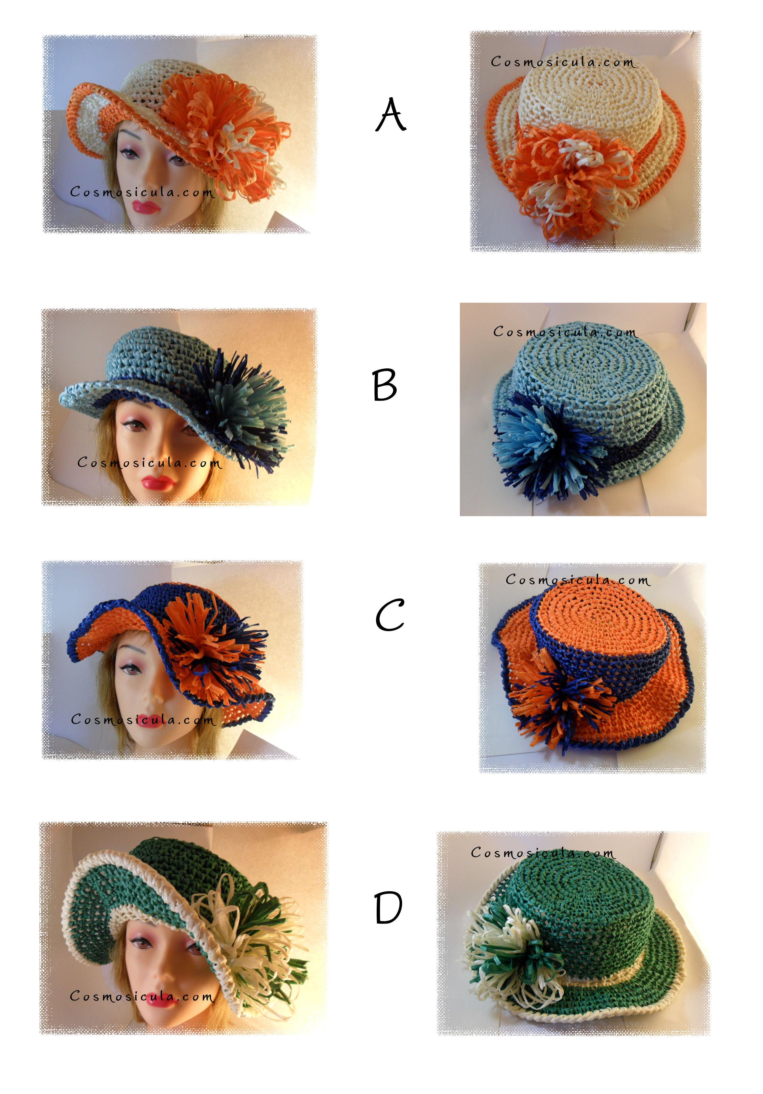 Cappelli Alluncinetto Cosmosiculas Creations