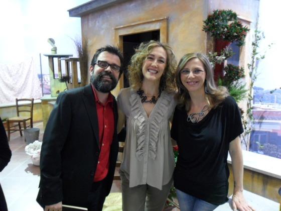 Guido Catalano, Lia Celi, Titti Russo (Cosmosicula)