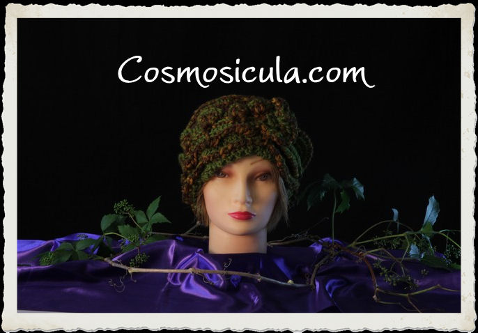 Freestyle crochet by Cosmosicula's Creations
