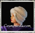 Crochet wool hat Cosmosicula's Creations