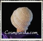 Crochet hat by Cosmosicula